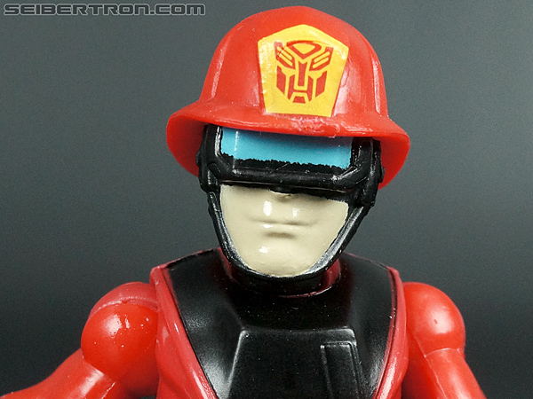 Transformers Rescue Bots Cody Burns (Fire Station Prime) gallery