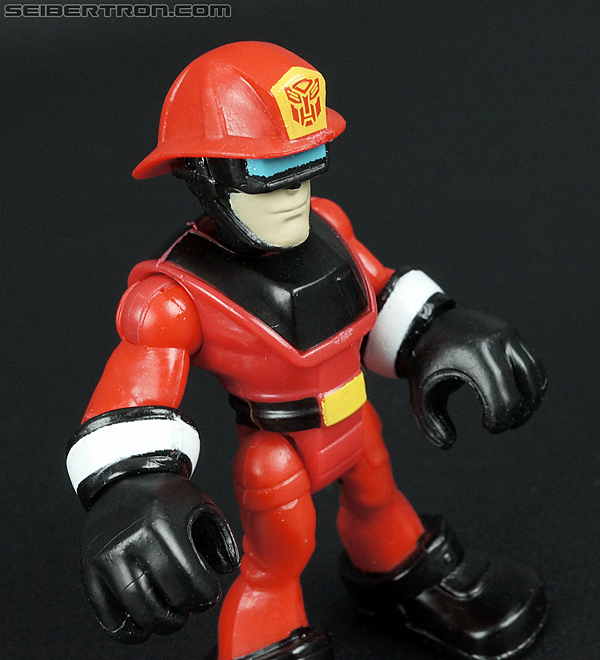 Transformers Rescue Bots Cody Burns (Fire Station Prime) (Image #37 of 66)