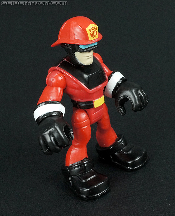 Transformers Rescue Bots Cody Burns (Fire Station Prime) (Image #38 of 66)
