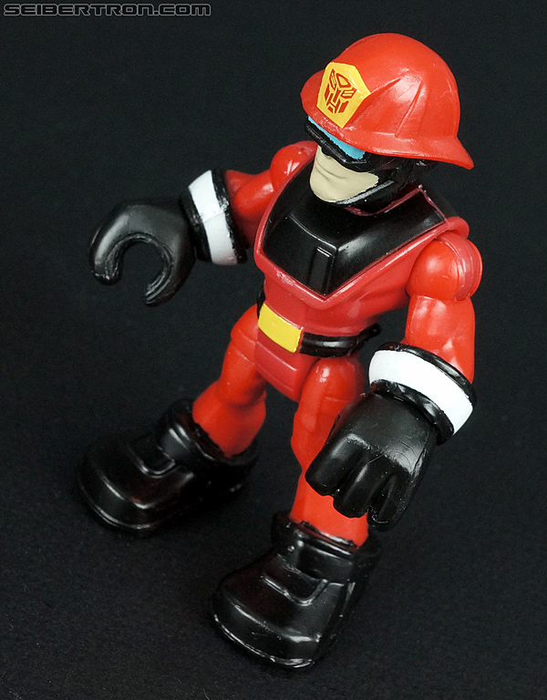 Transformers Rescue Bots Cody Burns (Fire Station Prime) (Image #46 of 66)