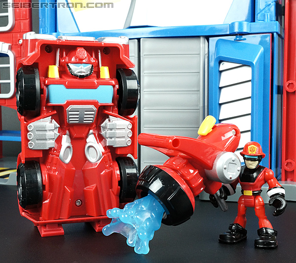 Transformers Rescue Bots Cody Burns (Fire Station Prime) (Image #51 of 66)