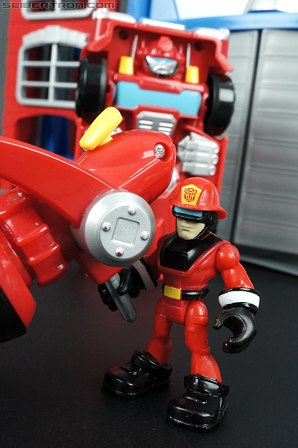 Transformers Rescue Bots Cody Burns (Fire Station Prime) (Image #52 of 66)