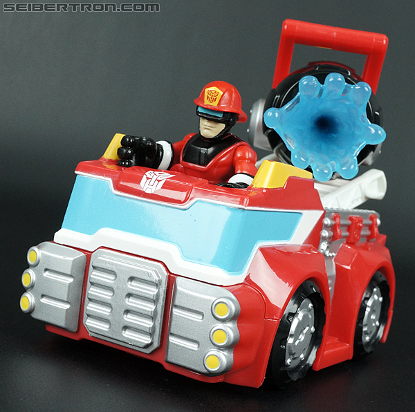 Transformers Rescue Bots Cody Burns (Fire Station Prime) (Image #53 of 66)
