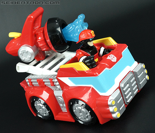 Transformers Rescue Bots Cody Burns (Fire Station Prime) (Image #54 of 66)