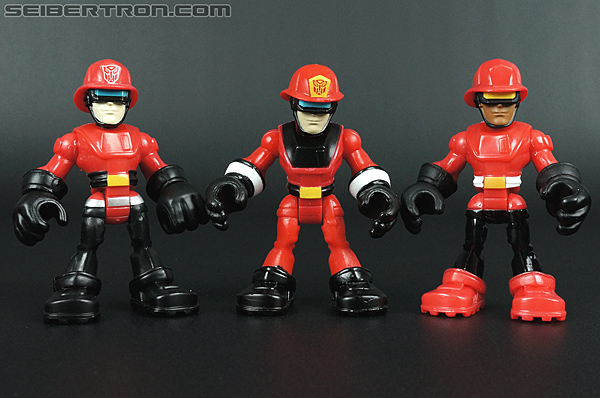Transformers Rescue Bots Cody Burns (Fire Station Prime) (Image #55 of 66)