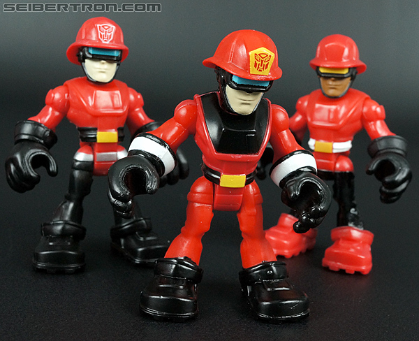 Transformers Rescue Bots Cody Burns (Fire Station Prime) (Image #56 of 66)