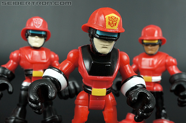 Transformers Rescue Bots Cody Burns (Fire Station Prime) (Image #57 of 66)