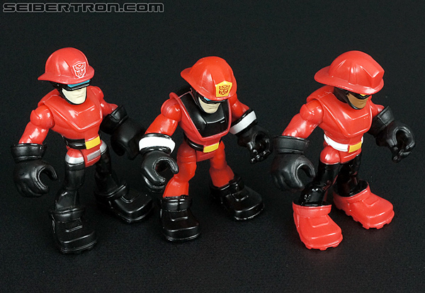 Transformers Rescue Bots Cody Burns (Fire Station Prime) (Image #58 of 66)