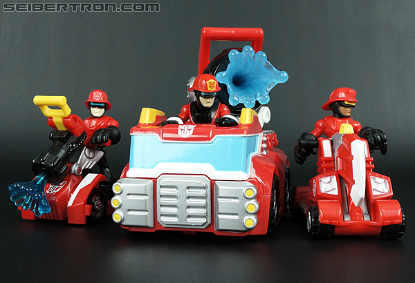 Transformers Rescue Bots Cody Burns (Fire Station Prime) (Image #63 of 66)