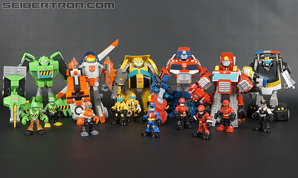 Transformers Rescue Bots Cody Burns (Fire Station Prime) (Image #64 of 66)