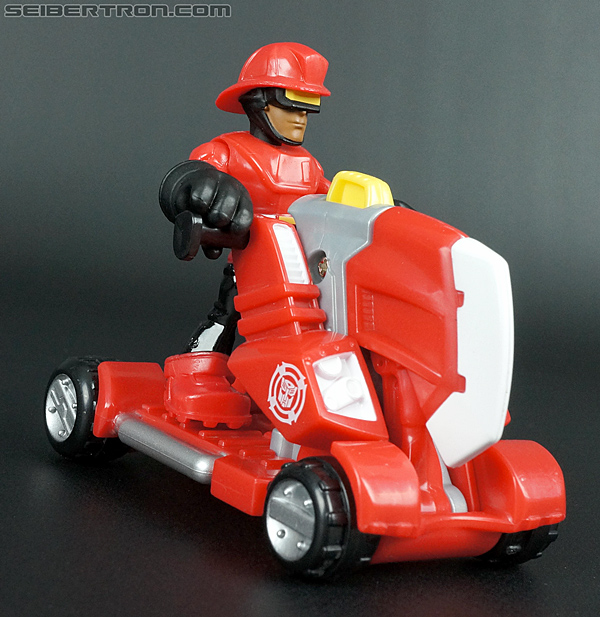Transformers Rescue Bots Cody Burns & Rescue Axe (Image #17 of 68)