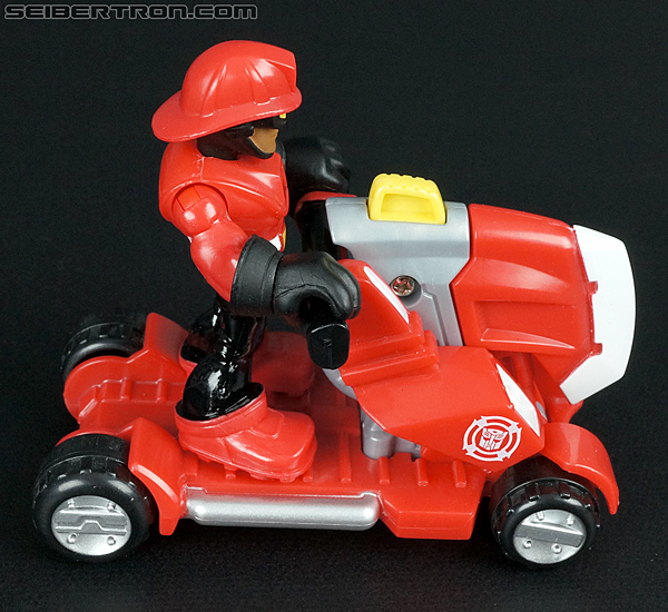Transformers Rescue Bots Cody Burns & Rescue Axe (Image #19 of 68)