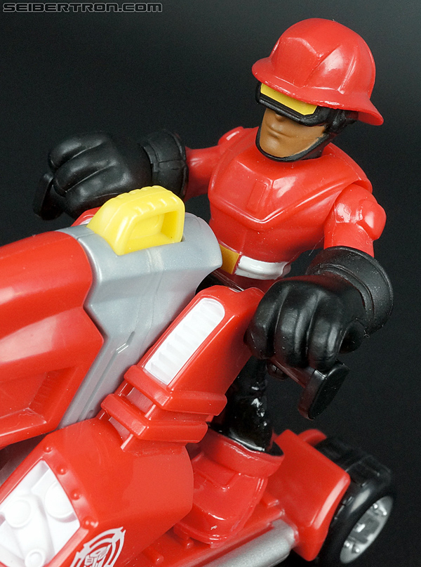 Transformers Rescue Bots Cody Burns & Rescue Axe (Image #28 of 68)