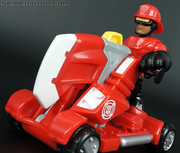 Transformers Rescue Bots Cody Burns & Rescue Axe (Image #29 of 68)