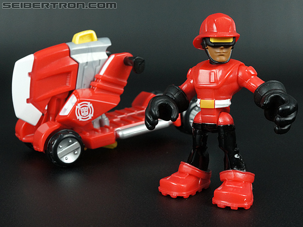 Transformers Rescue Bots Cody Burns & Rescue Axe (Image #31 of 68)