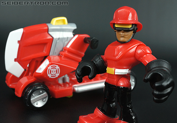 Transformers Rescue Bots Cody Burns & Rescue Axe (Image #32 of 68)