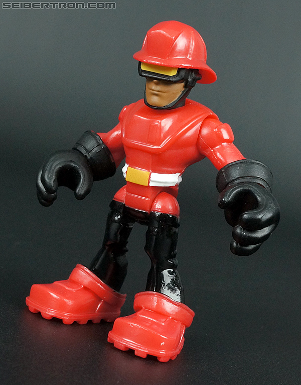 Transformers Rescue Bots Cody Burns & Rescue Axe (Image #44 of 68)