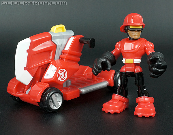Transformers Rescue Bots Cody Burns & Rescue Axe (Image #50 of 68)