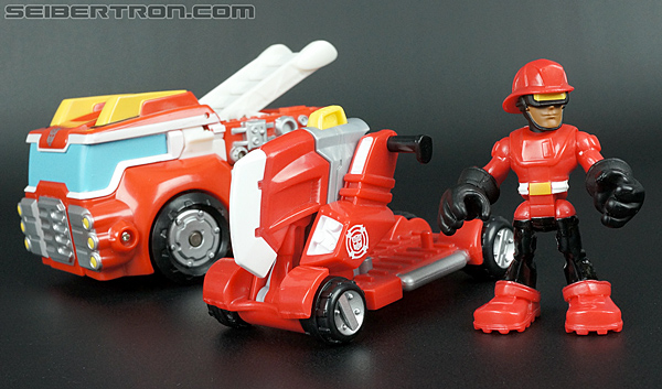 Transformers Rescue Bots Cody Burns & Rescue Axe (Image #51 of 68)