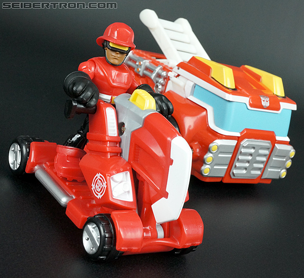 Transformers Rescue Bots Cody Burns & Rescue Axe (Image #52 of 68)