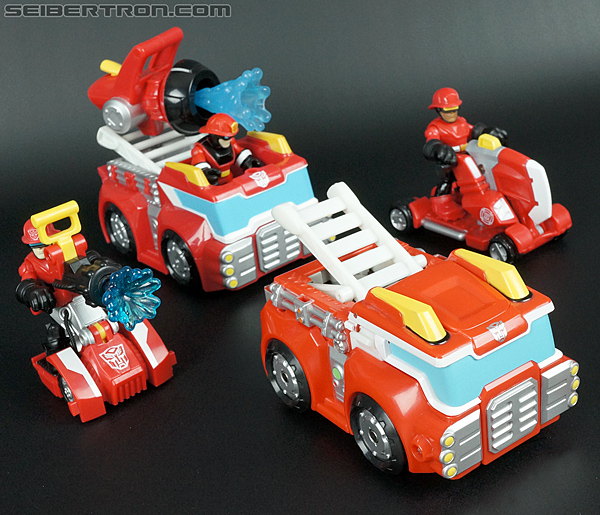 Transformers Rescue Bots Cody Burns & Rescue Axe (Image #54 of 68)