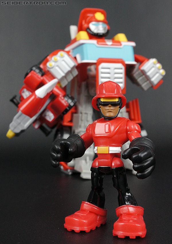 Transformers Rescue Bots Cody Burns & Rescue Axe (Image #63 of 68)