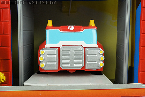 Transformers Rescue Bots Fire Station Prime (Image #2 of 136)