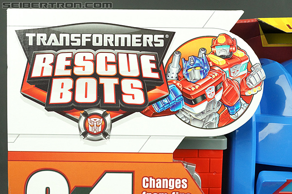 Transformers Rescue Bots Fire Station Prime (Image #4 of 136)