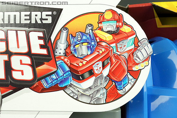 Transformers Rescue Bots Fire Station Prime (Image #5 of 136)