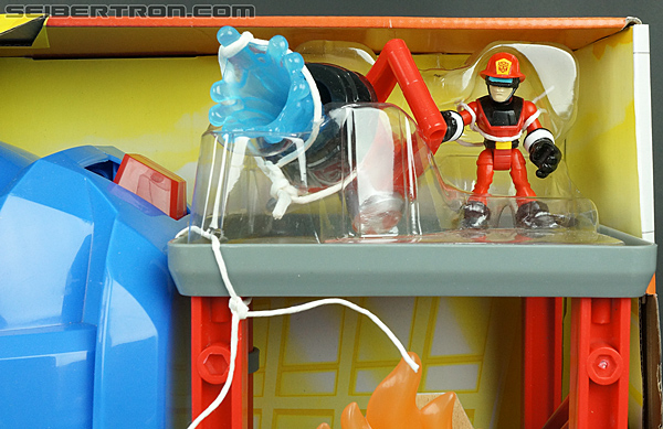 Transformers Rescue Bots Fire Station Prime (Image #7 of 136)