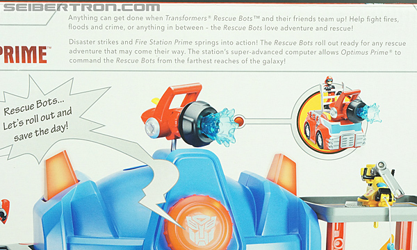 Transformers Rescue Bots Fire Station Prime (Image #15 of 136)