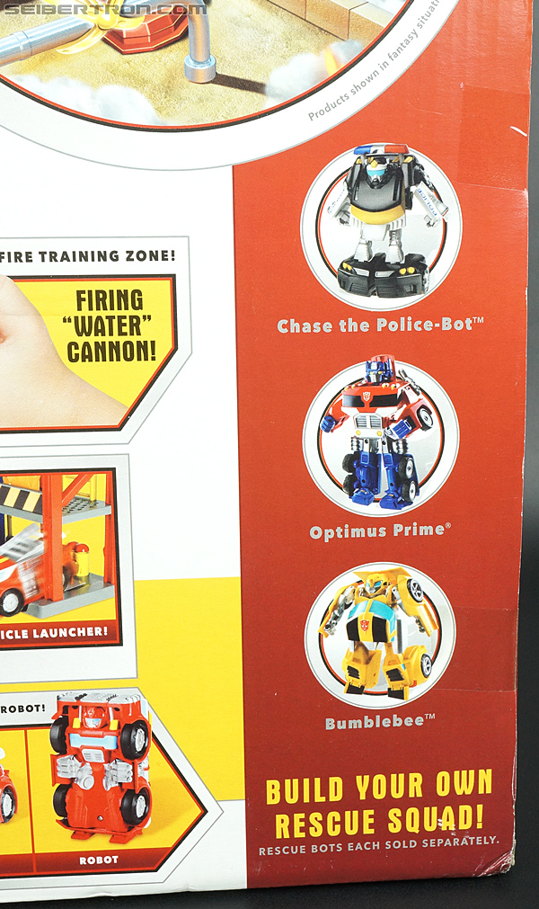 Transformers Rescue Bots Fire Station Prime (Image #18 of 136)