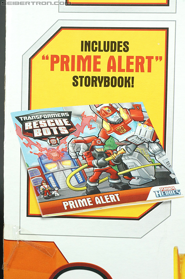 Transformers Rescue Bots Fire Station Prime (Image #20 of 136)