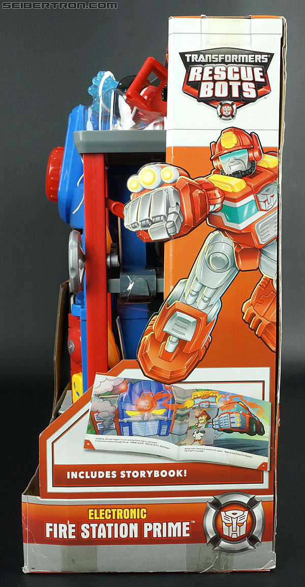 Transformers Rescue Bots Fire Station Prime (Image #22 of 136)