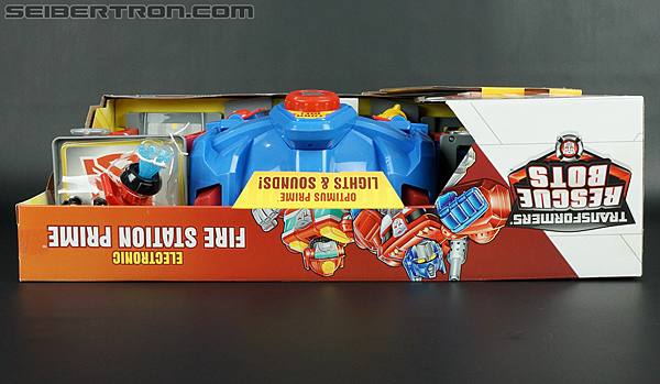 Transformers Rescue Bots Fire Station Prime (Image #26 of 136)