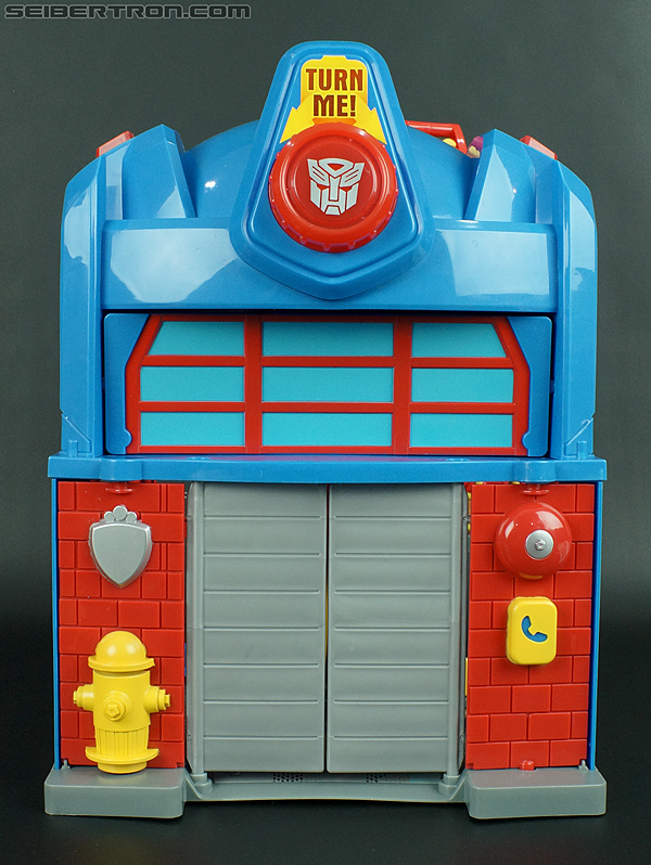 Transformers Rescue Bots Fire Station Prime (Image #27 of 136)