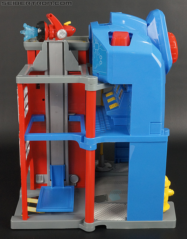 Transformers Rescue Bots Fire Station Prime (Image #32 of 136)