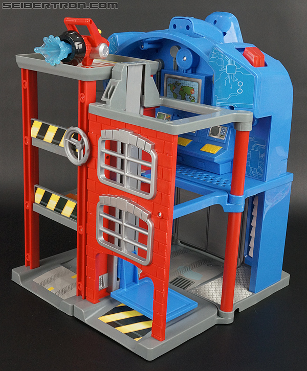 Transformers Rescue Bots Fire Station Prime (Image #33 of 136)