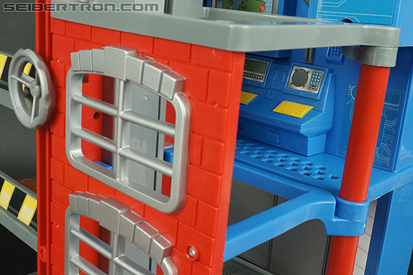 Transformers Rescue Bots Fire Station Prime (Image #34 of 136)