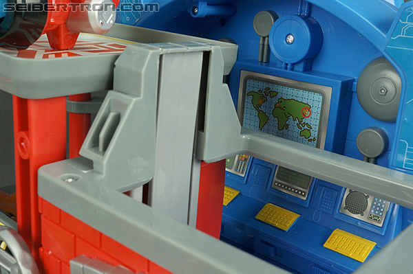 Transformers Rescue Bots Fire Station Prime (Image #35 of 136)