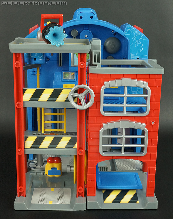 Transformers Rescue Bots Fire Station Prime (Image #37 of 136)