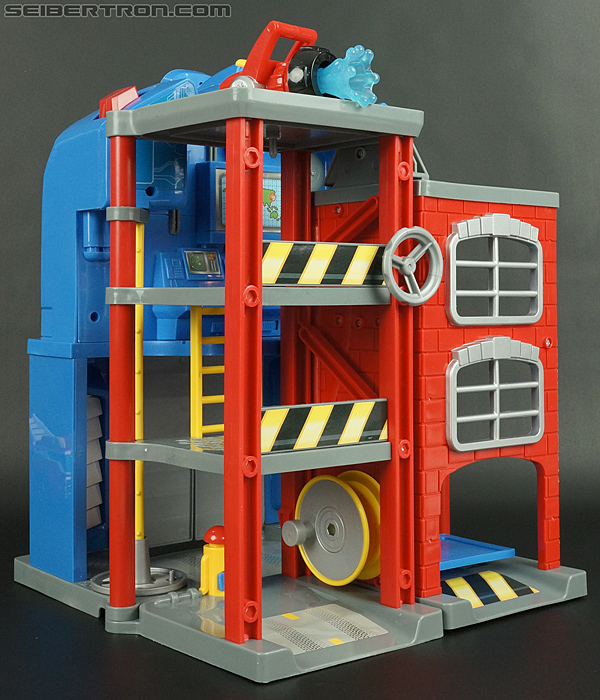 Transformers Rescue Bots Fire Station Prime (Image #38 of 136)