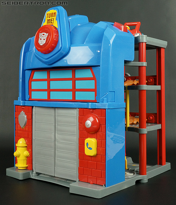 Transformers Rescue Bots Fire Station Prime (Image #40 of 136)