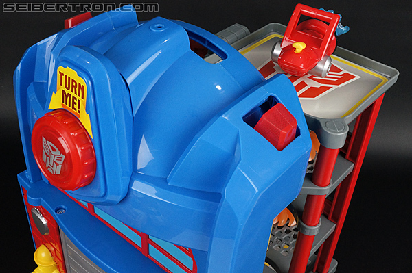 Transformers Rescue Bots Fire Station Prime (Image #42 of 136)