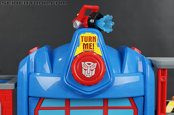 Transformers Rescue Bots Fire Station Prime (Image #47 of 136)