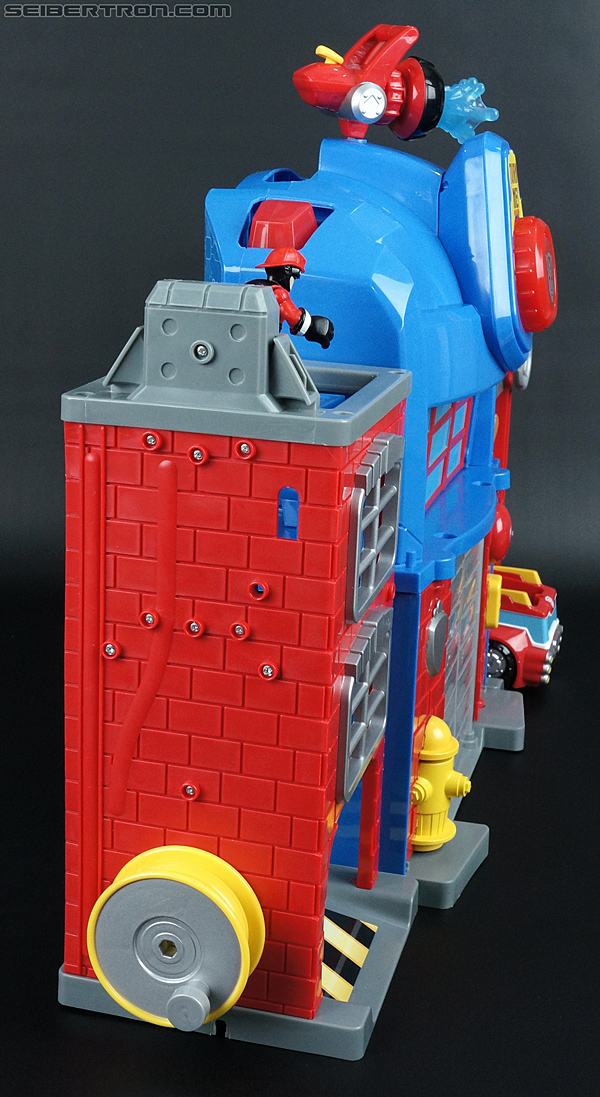 Transformers Rescue Bots Fire Station Prime (Image #50 of 136)