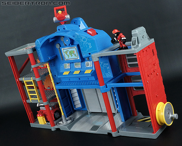 Transformers Rescue Bots Fire Station Prime (Image #51 of 136)