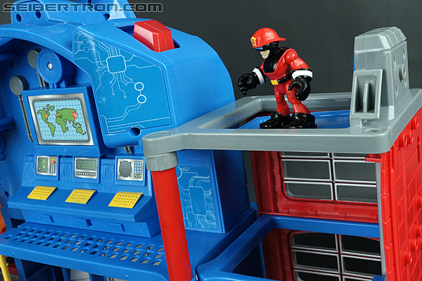 Transformers Rescue Bots Fire Station Prime (Image #52 of 136)