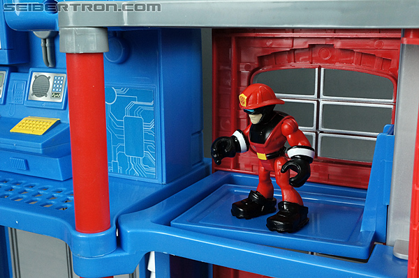 Transformers Rescue Bots Fire Station Prime (Image #53 of 136)