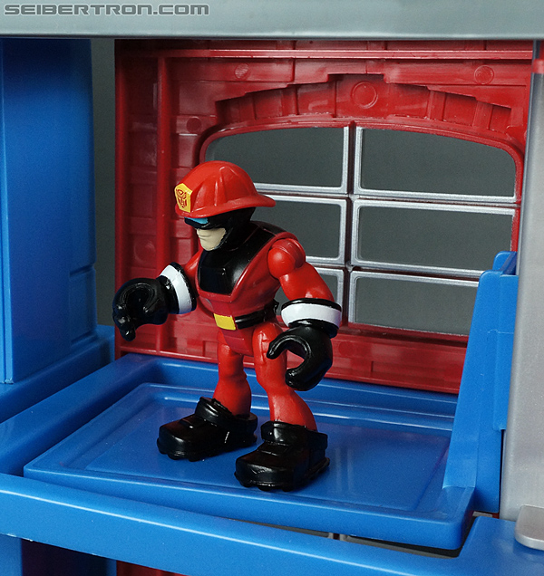 Transformers Rescue Bots Fire Station Prime (Image #54 of 136)